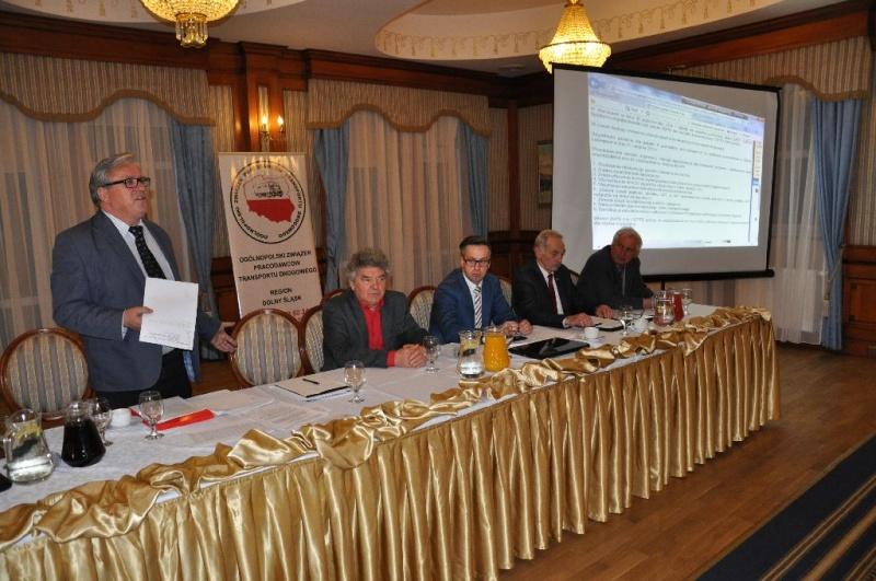 Wspólne spotkanie członków OZPTD regionu podkarpackiego i lubelskiego