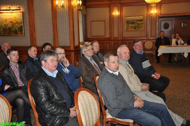 Region podkarpacki- spotkanie przewoźników z członkami Zarządu Związku