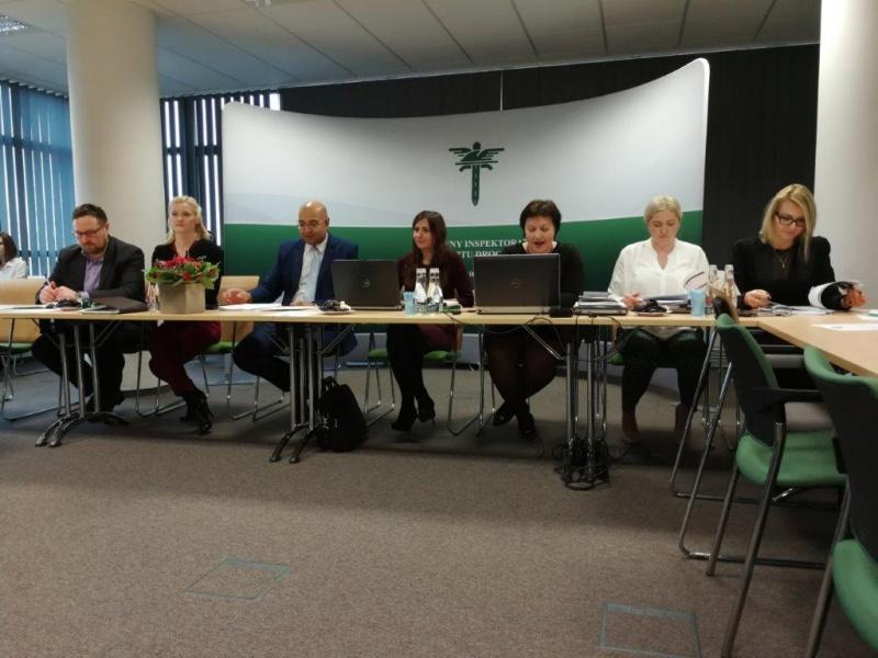 Posiedzenie Społecznej Rady Konsultacyjnej