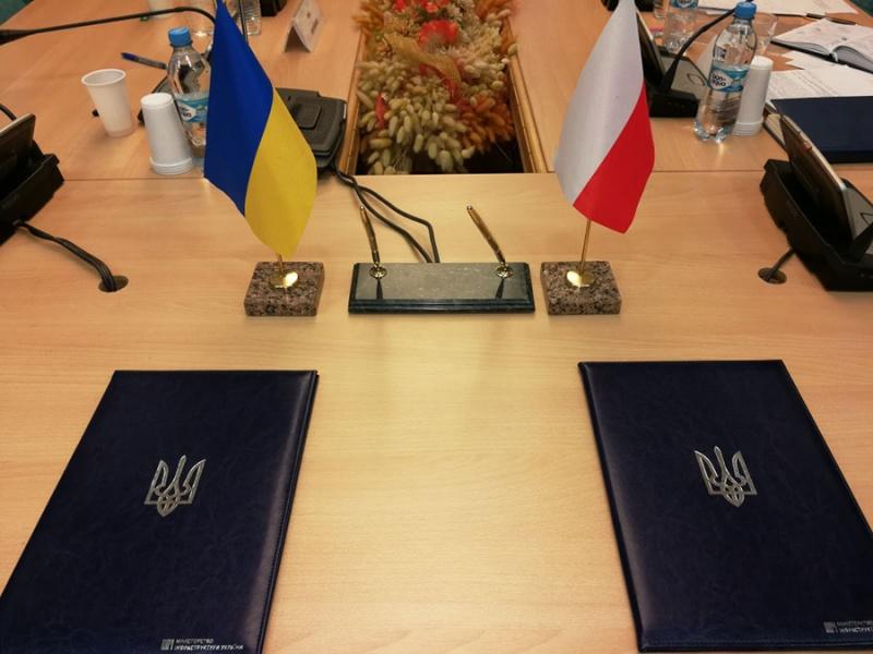 Polsko Ukraińskie rozmowy o międzynarodowych przewozach drogowych