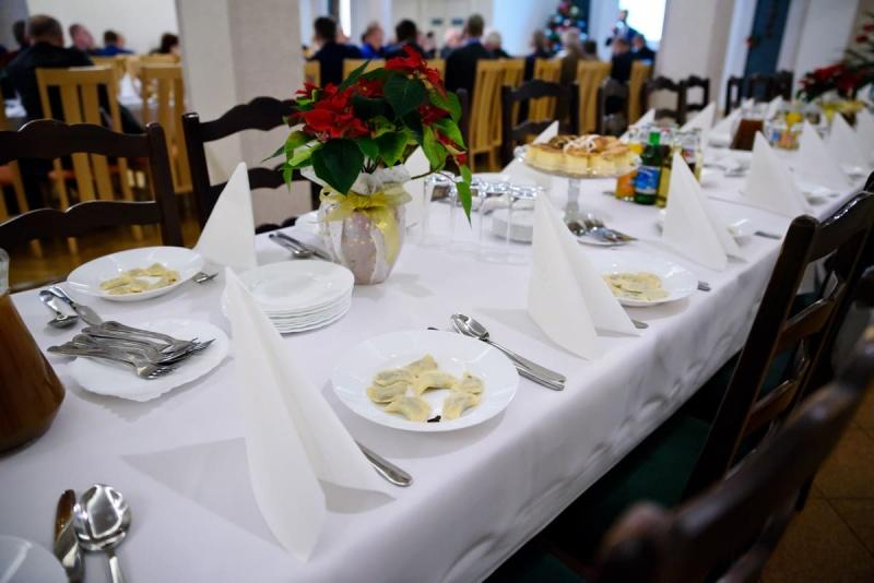 Świąteczne spotkanie OZPTD i OSPD Galicja