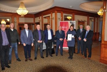 Noworoczne spotkanie przewoźników podkarpackiego regionu OZPTD