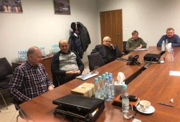 Spotkanie przewoźników regionu dolnośląskiego OZPTD