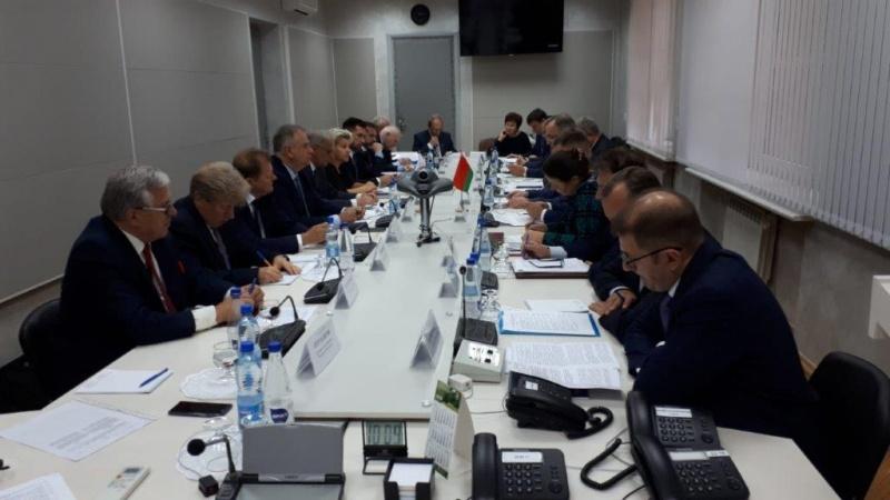 Posiedzenie Polsko-Białoruskiej Komisji Mieszanej ds. międzynarodowych przewozów drogowych.
