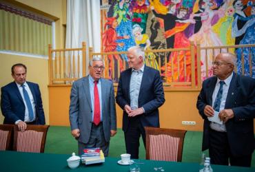 Gowin i Gut Mostowy spotkali się z przedstawicielami branży transportowej