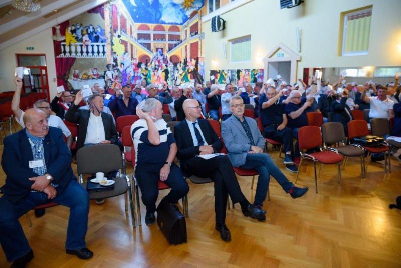Walne Zgromadzenia Delegatów OZPTD - podsumowanie i ocena działalności Związku w 2020 roku
